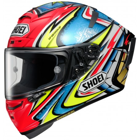 CASCO SHOEI X14 DAIJIRO  TC1