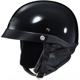 CASCO HJC CL-IRONROAD NEGRO
