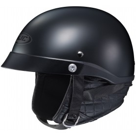 CASCO HJC CL-IRONROAD NEGRO MATE