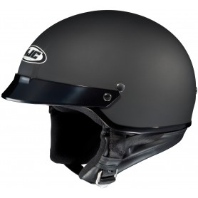 CASCO HJC CS-2N NEGRO MATE