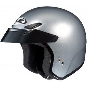 CASCO HJC CS-5N CR PLATA