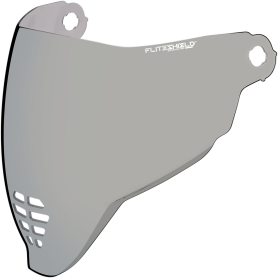 Visor icon Airflite Silver